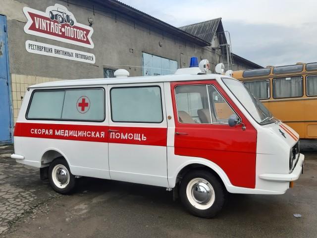 РАФ-22031 Скорая помощь СССР
