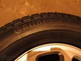 Зимние колеса 4шт Mercedes W140Guad Continental CTS-1(265/40 R500)