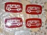 Эмблема заводской знак РАФ-2203