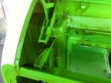 Реставрация РАФ-2203 1986г.в.