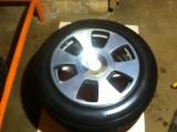 Зимние колёса 4шт Mercedes W221 Guard Michelin PAX 245/700 R470 AC