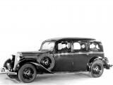 аренда ретро-лимузина Mercedes-Benz 230E (W143)