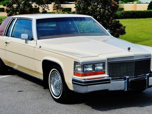 Cadillac DeVille Coupe 1982