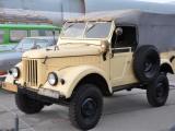 аренда ретро-джипа ГАЗ-69