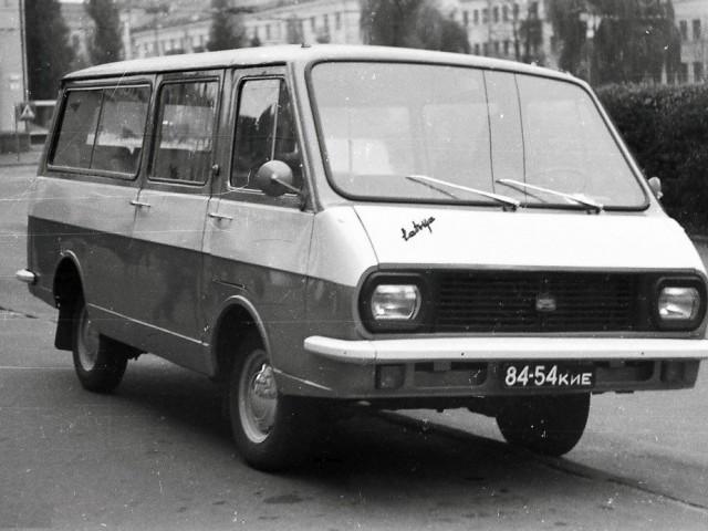 Микроавтобус РАФ-2203 «Латвия»